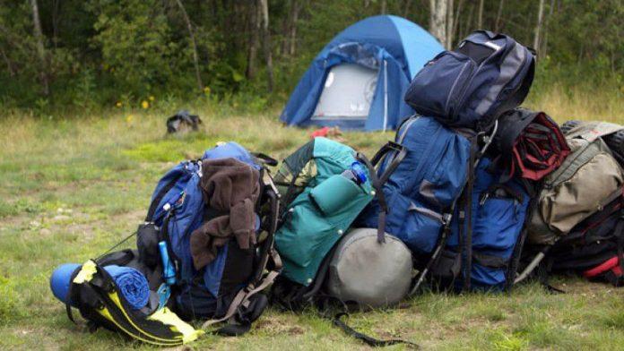 cara merawat dan mencuci carrier atau tas gunung